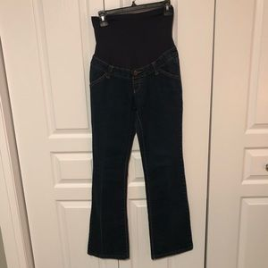 4/$40 THYME MATERNITY JEANS